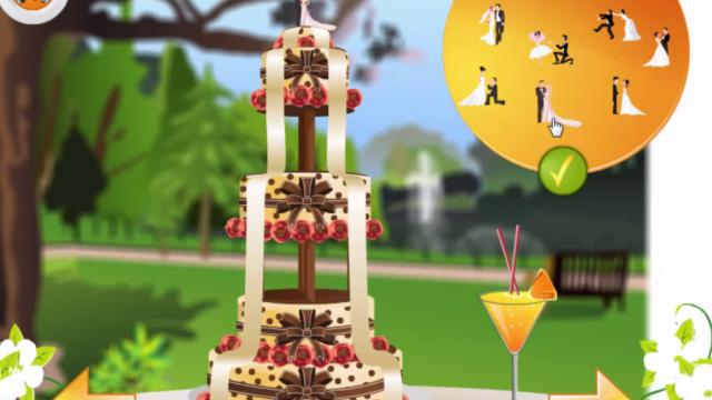 Amazing Wedding Cake Decoration Play The Free Game Online