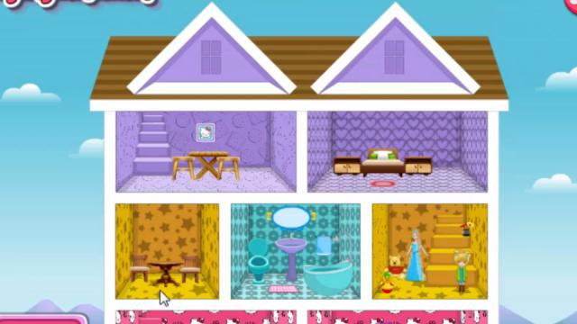 Cartoon Doll House Blogs Workanyware Co Uk
