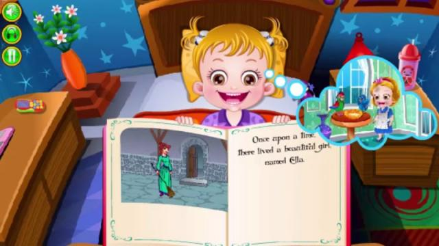 Baby Hazel Cinderella Story - Play The Girl Game Online
