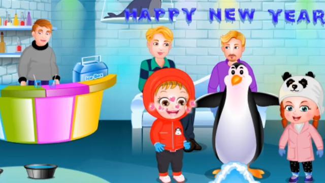 baby hazel games online