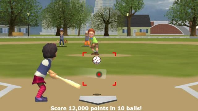 Backyard Sports Sandlot Sluggers backyard sports: sandlot sluggers - free online games at agame