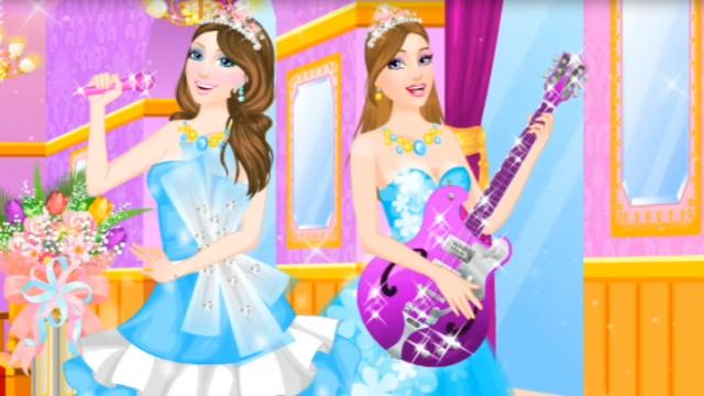Play Free Barbie Fashion Games Online Ping Dressup