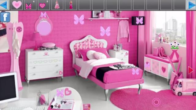 Barbie Doll Room Escape 2 - Play The Girl Game Online