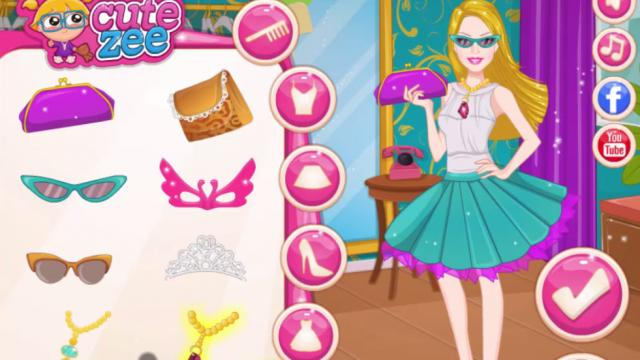 Barbie Fashion Show Play The Game Online