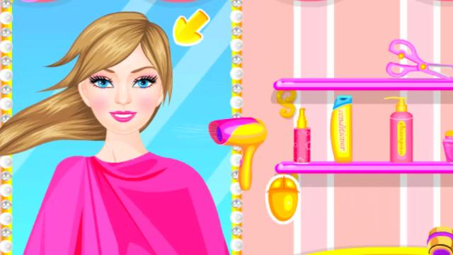 Barbie Hairstyle Design - Play The Girl Game Online