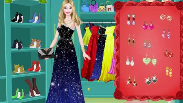 Barbie Prom Dress Up - Play The Girl Game Online