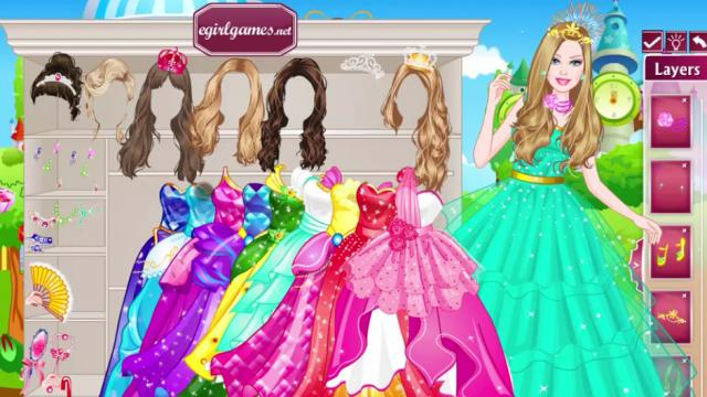 fashion game online