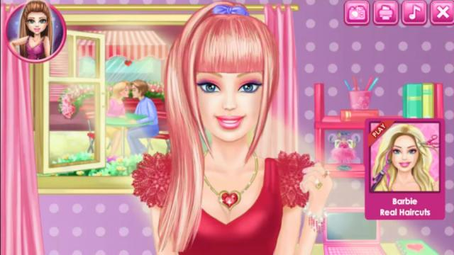 Barbie Real Makeover Game Kiwzi Play Free Barbie Real Makeover