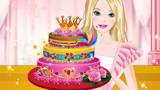 Image result for Barbie's Diamond Cake