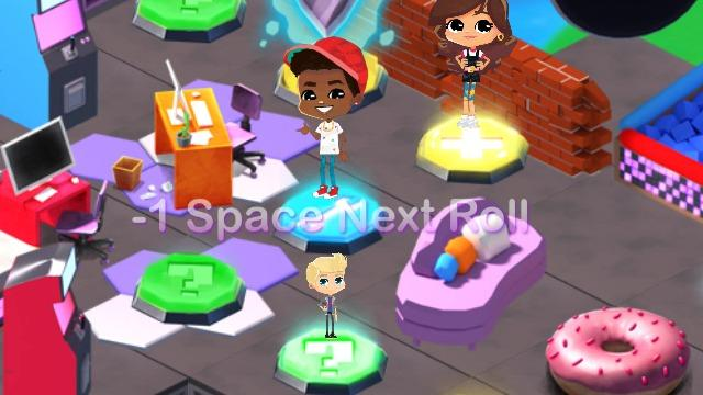 Nickelodeon block party game shakers