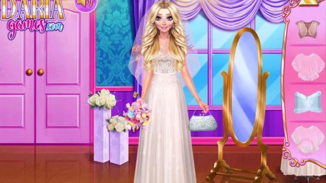 preparaciones para la boda - juega a juegos en línea gratis en