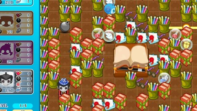 Bomb It 5 Free Online Game On Silvergames Com