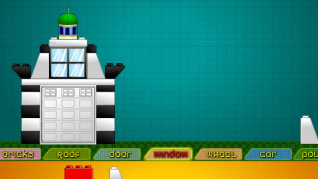 Brick Builder - Police Game - Lego Games - GamesFreak