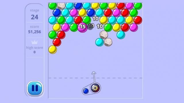 jeu gratuit de boule shooter bubble