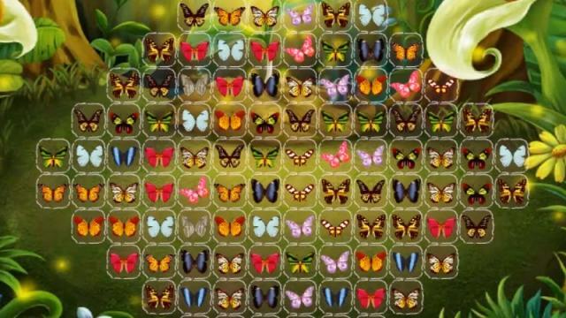 Butterfly Connect Jogo Online Jogosjogos Com