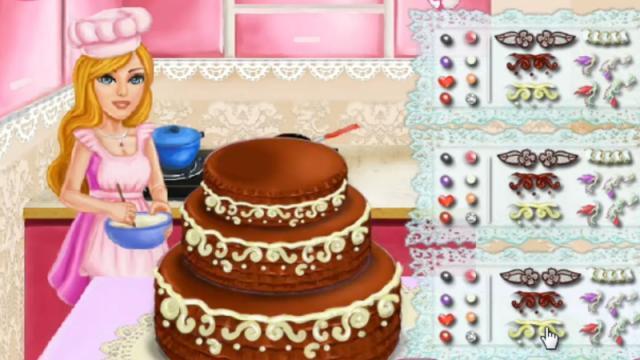 Juegos De Cocina De Barbie   Juego De Barbie Para Cocinar Paisdelosjuegos Com Mx