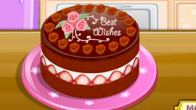 Jeux de cuisine de gateau au chocolat gratuit les - Jeux de cuisine de sara gateau au chocolat ...