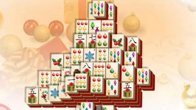 Mahjong Christmas.Christmas Mahjong Play Mahjong Games And More Online