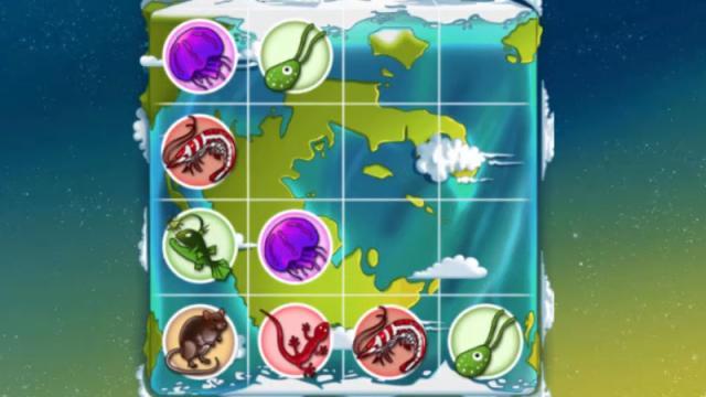 Darwinism 2048 Free Online Games At Gamesgamescom
