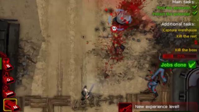 Jogo Survivor Horror. Decision-2