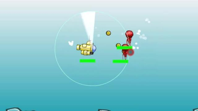 Deep Sea Hunter | Free online game | Mahee com