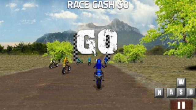 Dirtbike Racing Free Online Flash Game From Turbo Nuke