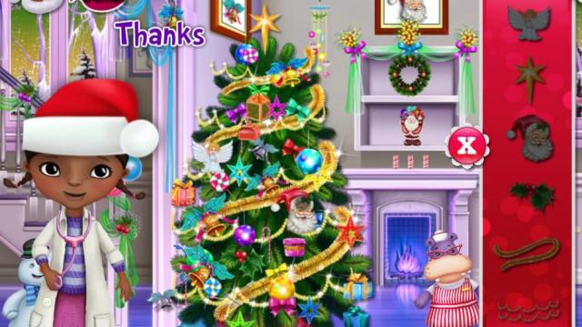 doc mcstuffins christmas shopping game 2 play online