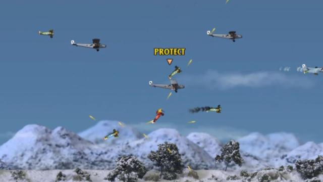 Dogfight 2 - Free online games...