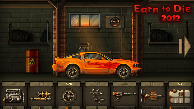 Earn to die 2012 part 2 hacked / cheats hacked online games.