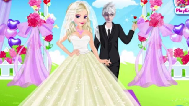 ellie: boda real - juega a juegos en línea gratis en juegos