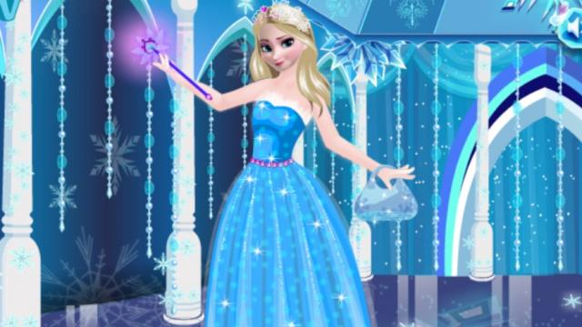 Elsa Prom Dress Up - Play The Girl Game Online