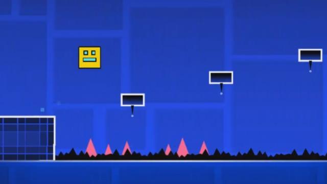 Geometry Dash Online Juega A Juegos En Linea Gratis En Juegos Com