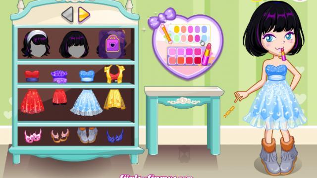 las chicas van a la fiesta fashion - juega a juegos en línea gratis