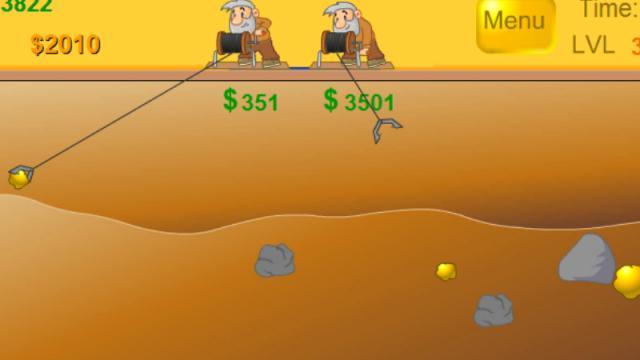 spil gold miner 4