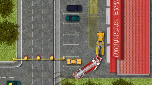 Heavy Tow Truck 3 Game - Truck Games - GamesFreak