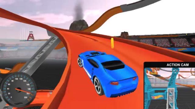 Hot Wheels Track Builder Free Online Games At Gamesgames Com