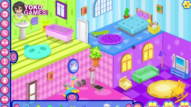 house decoration and design play the girl game online - House Decorating Games