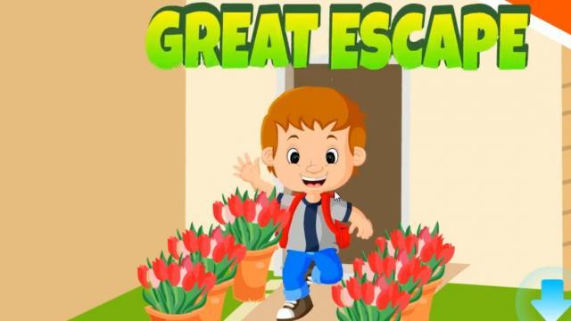 G4K Joyful Boy Rescue Game - Games4King - New Best Escape