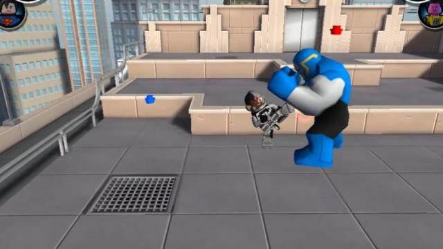 DC Comics Super Heroes Team Up Game - Lego Games - GamesFreak