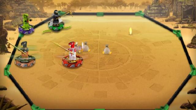 Ninjago Energy Spear 2 - Play free online games at JoyLand!