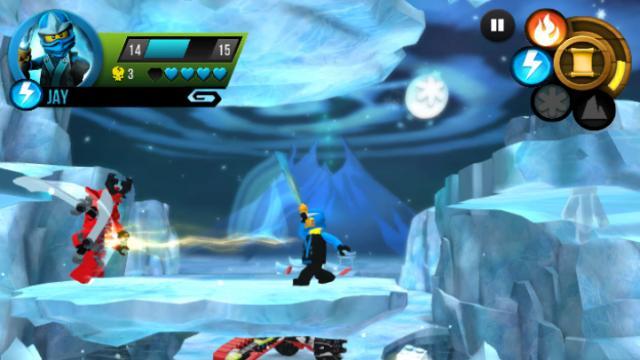 Ninjago Final Battle Game - Lego Games - GamesFreak