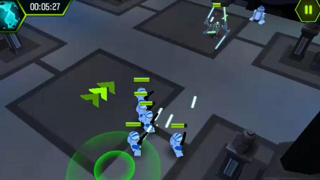 Lego Star Wars Yoda Chronicles Game 2 Play Online