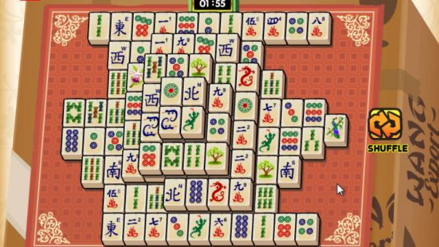 jeux de mahjong gratuit
