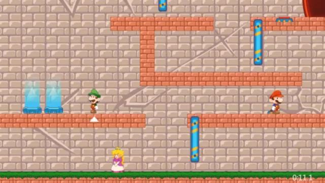 Play Mario Giant Journey - Gamescatch com
