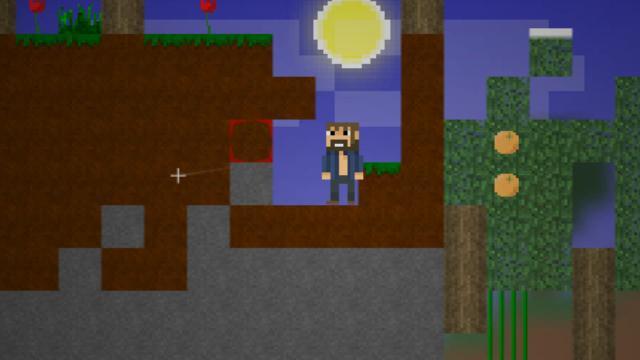 Minecraft D Minecraft D Spiele Auf Spielkarussellde Gratis - Minecraft 2d jetzt spielen
