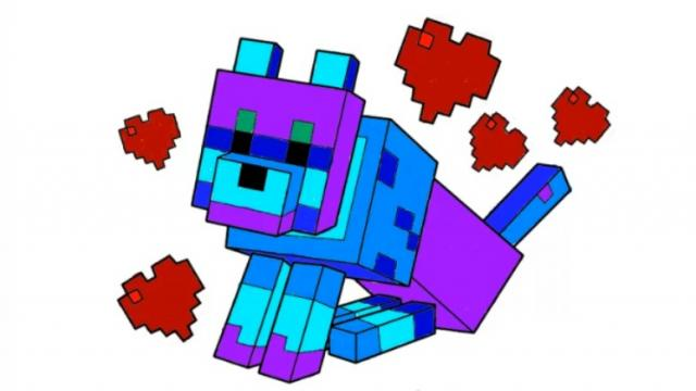 Minecraft Coloring Book Play The Free Game Online