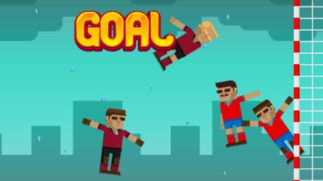 soccer physics miniclip