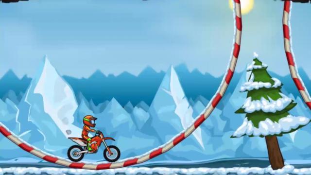 Moto X3m 3 Winter Kostenlos Spielen Auf Topspiele De