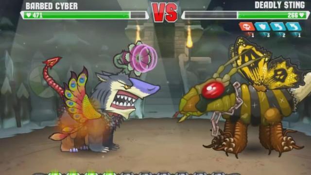 Campeonato De Lucha De Mutantes 2 Juega A Juegos En Linea Gratis