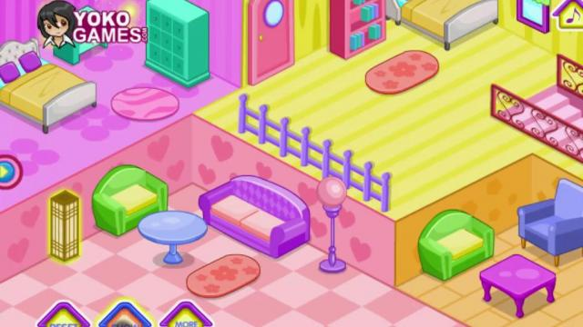 New Home Decoration - Play The Girl Game Online